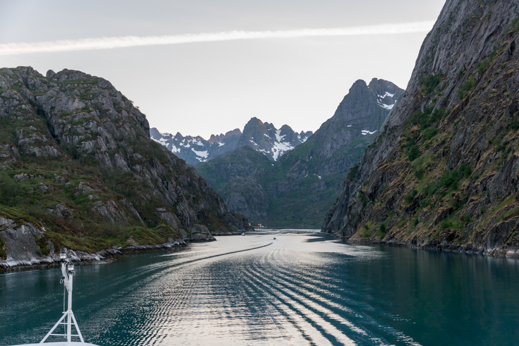 Trollhagen Fjord.