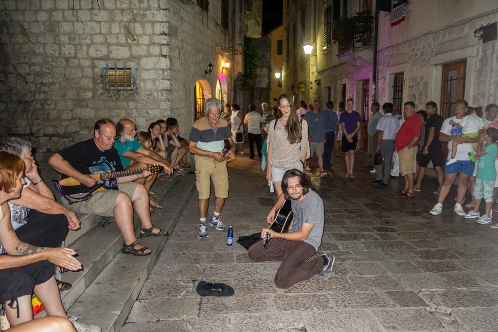 Magical moments in Kotor.